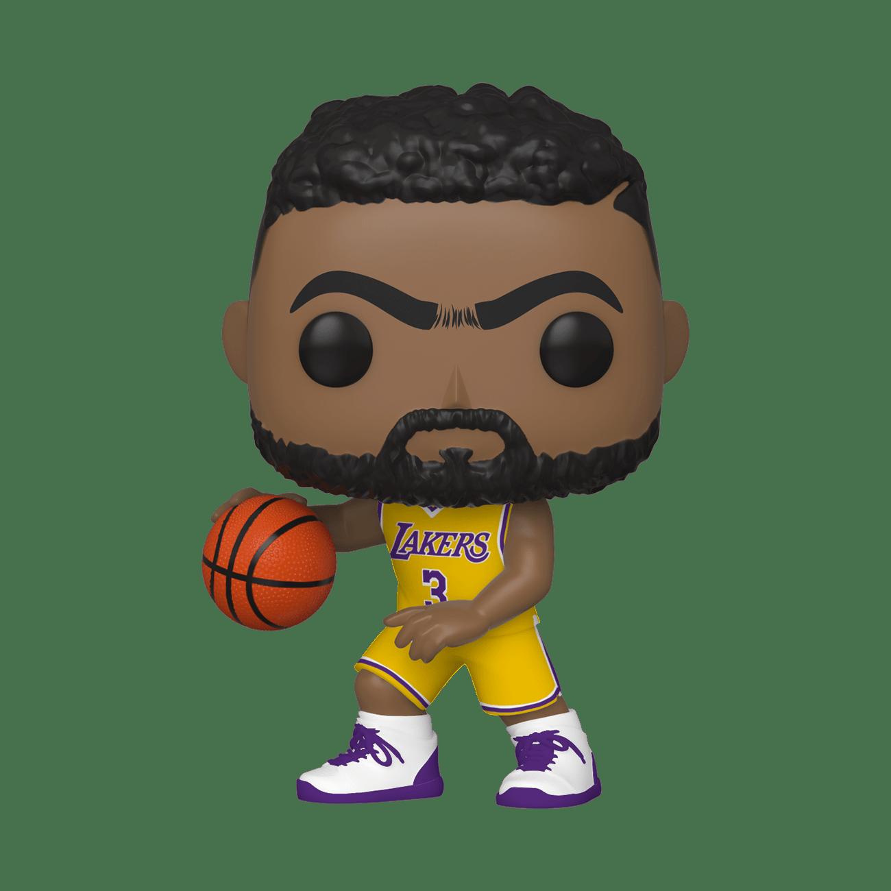 NBA: Lakers Anthony Davis POP! Vinyl Figure