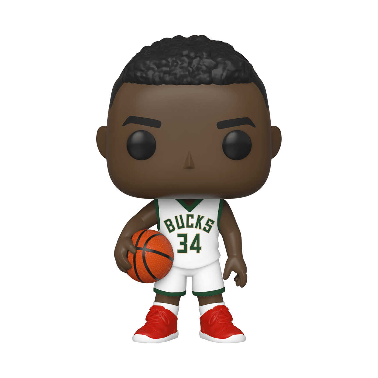 NBA: Bucks Giannis Antetokounmpo POP! Vinyl Figure