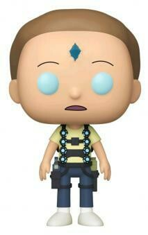 Rick and Morty - Morty Death Crystal Pop! Vinyl
