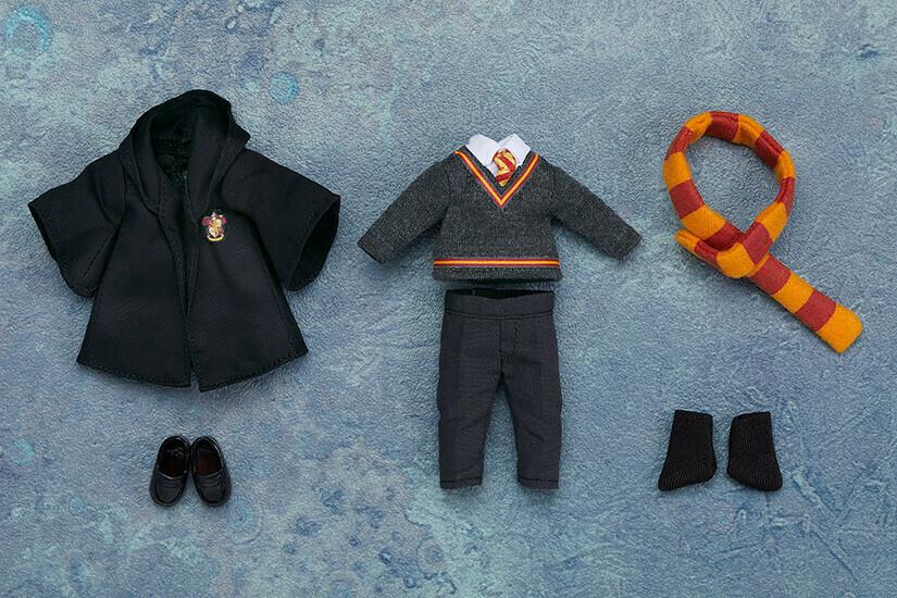 PRE-ORDER Nendoroid Doll: Outfit Set (Gryffindor Uniform - Boy)