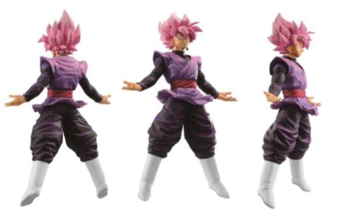Banppresto Dragon Ball Super Ichiban Goku Black Super Saiyan Rose