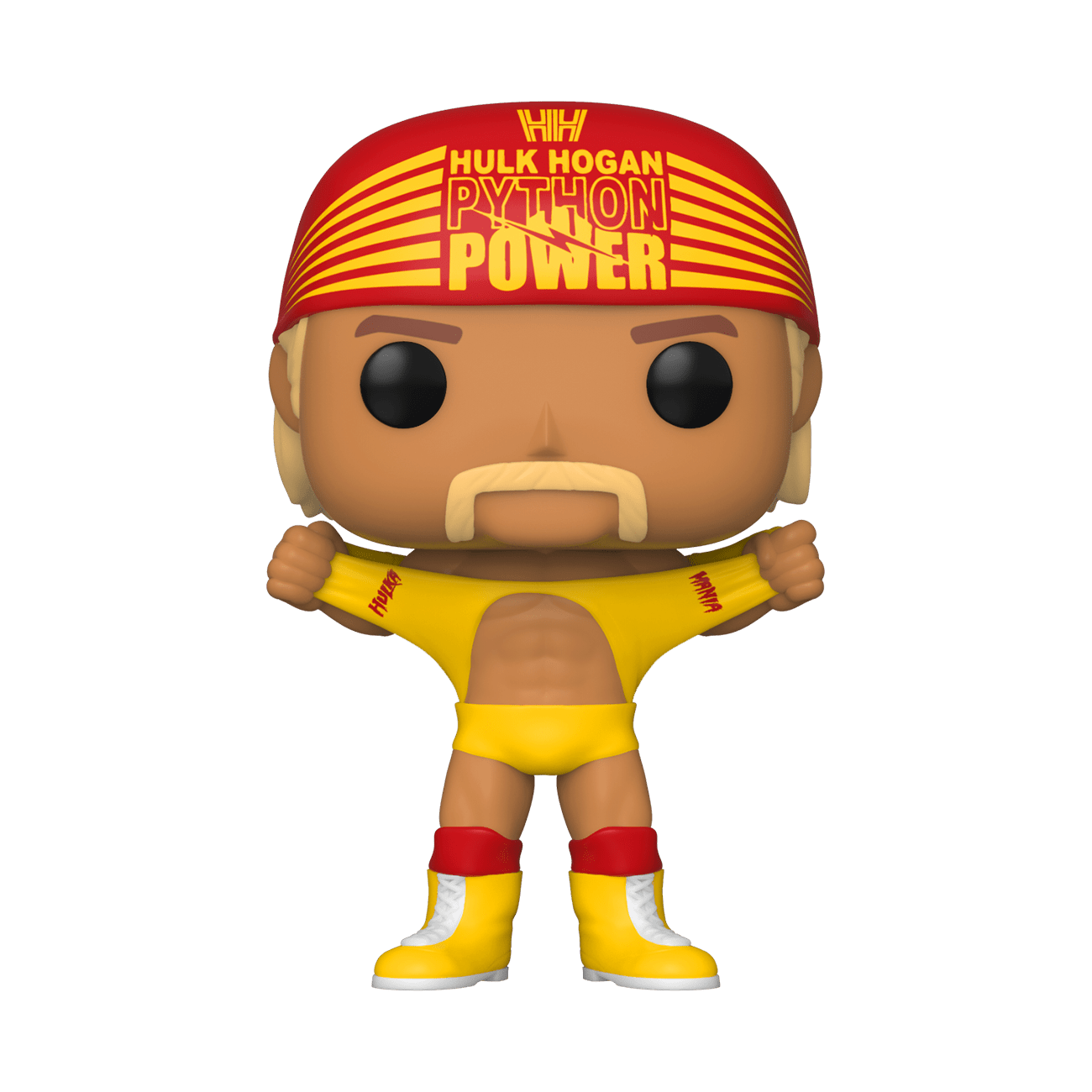 WWE Hulk Hogan Wrestlemania Exclusive Pop! Vinyl Figure
