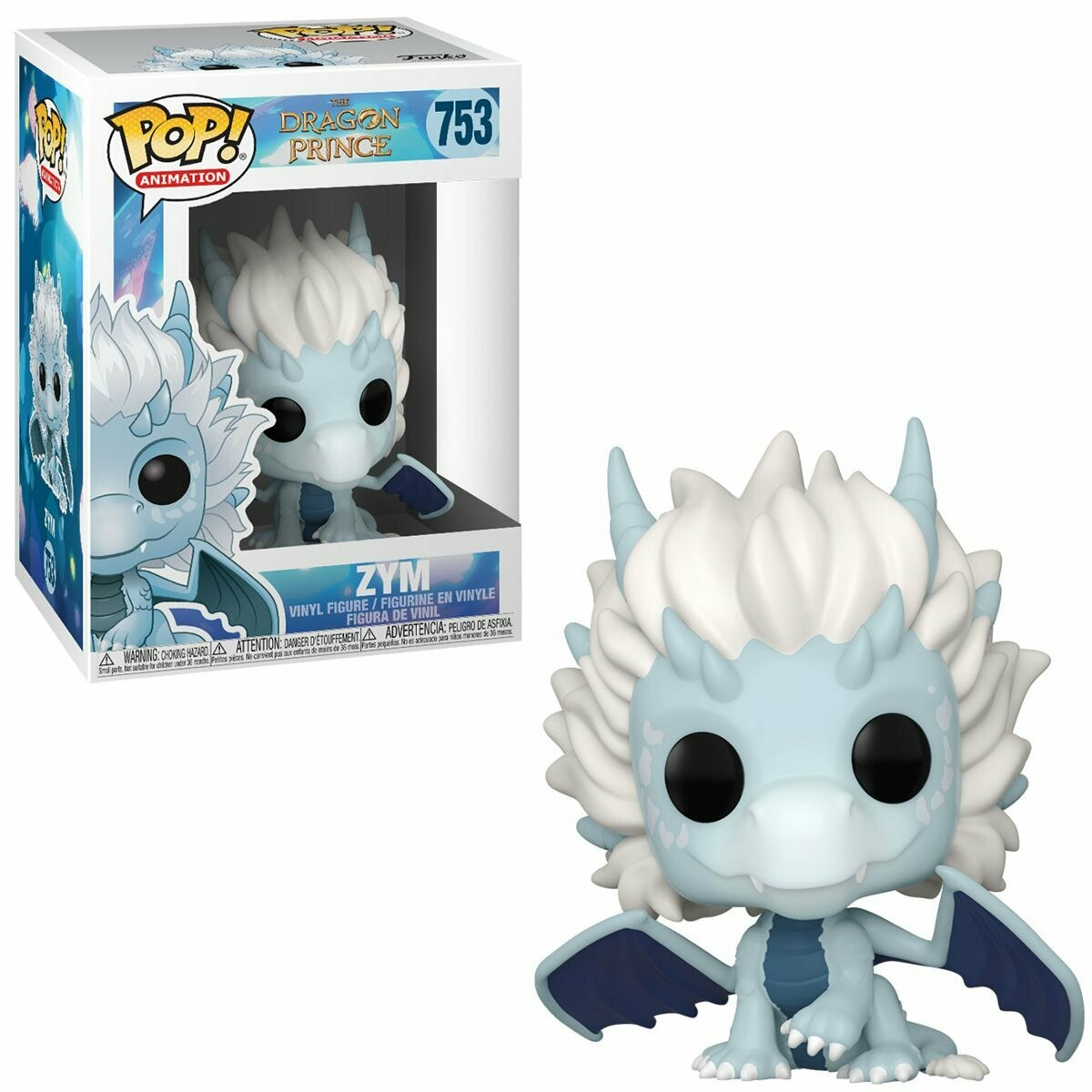 Funko Dragon Prince Azymondias Pop! Vinyl Figure