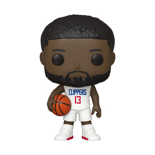 NBA Clippers Paul George Pop! Vinyl Figure