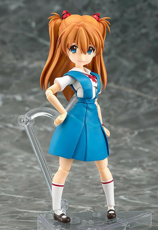 Good Smile Parfom R! Asuka Shikinami Langley: School Uniform Ver.