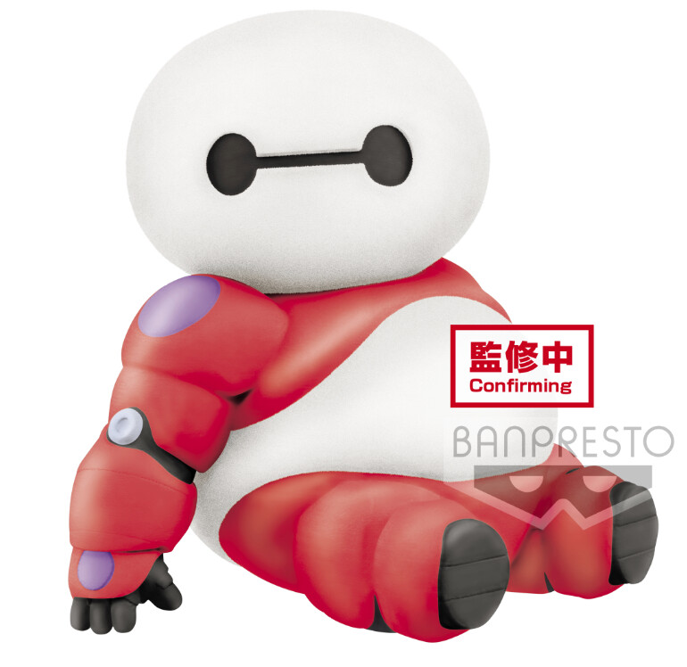 DISNEY CHARACTERS FLUFFY PUFFY~BAYMAX~(VER.B)