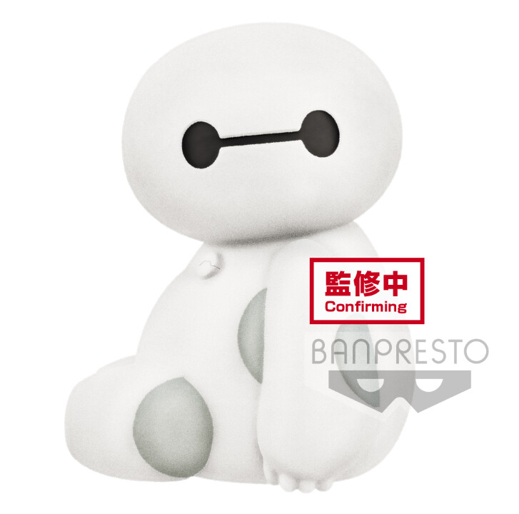 DISNEY CHARACTERS FLUFFY PUFFY~BAYMAX~(VER.A)