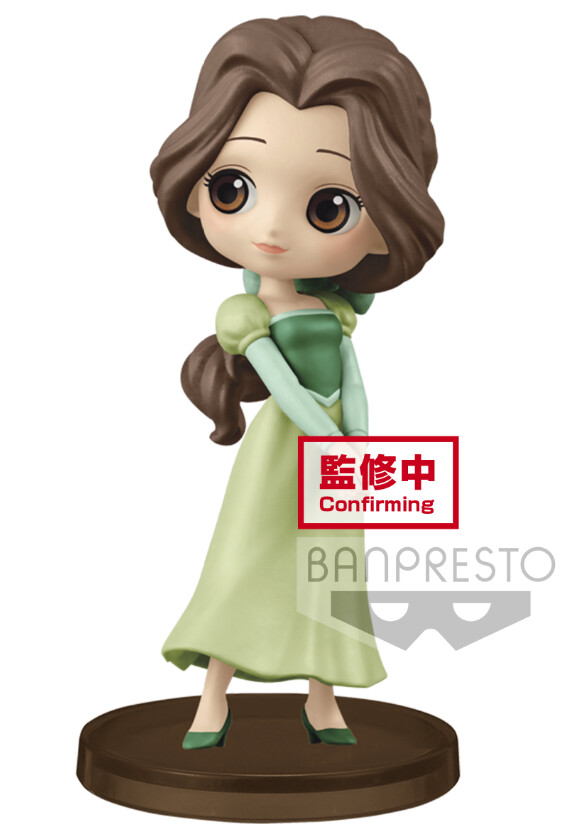 DISNEY CHARACTERS Q POSKET PETIT STORY OF BELLE(VER.B)