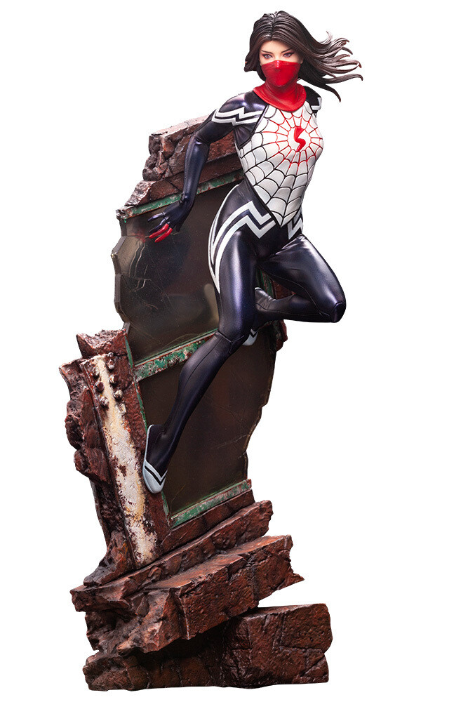 Silk ArtFX Premier Statue