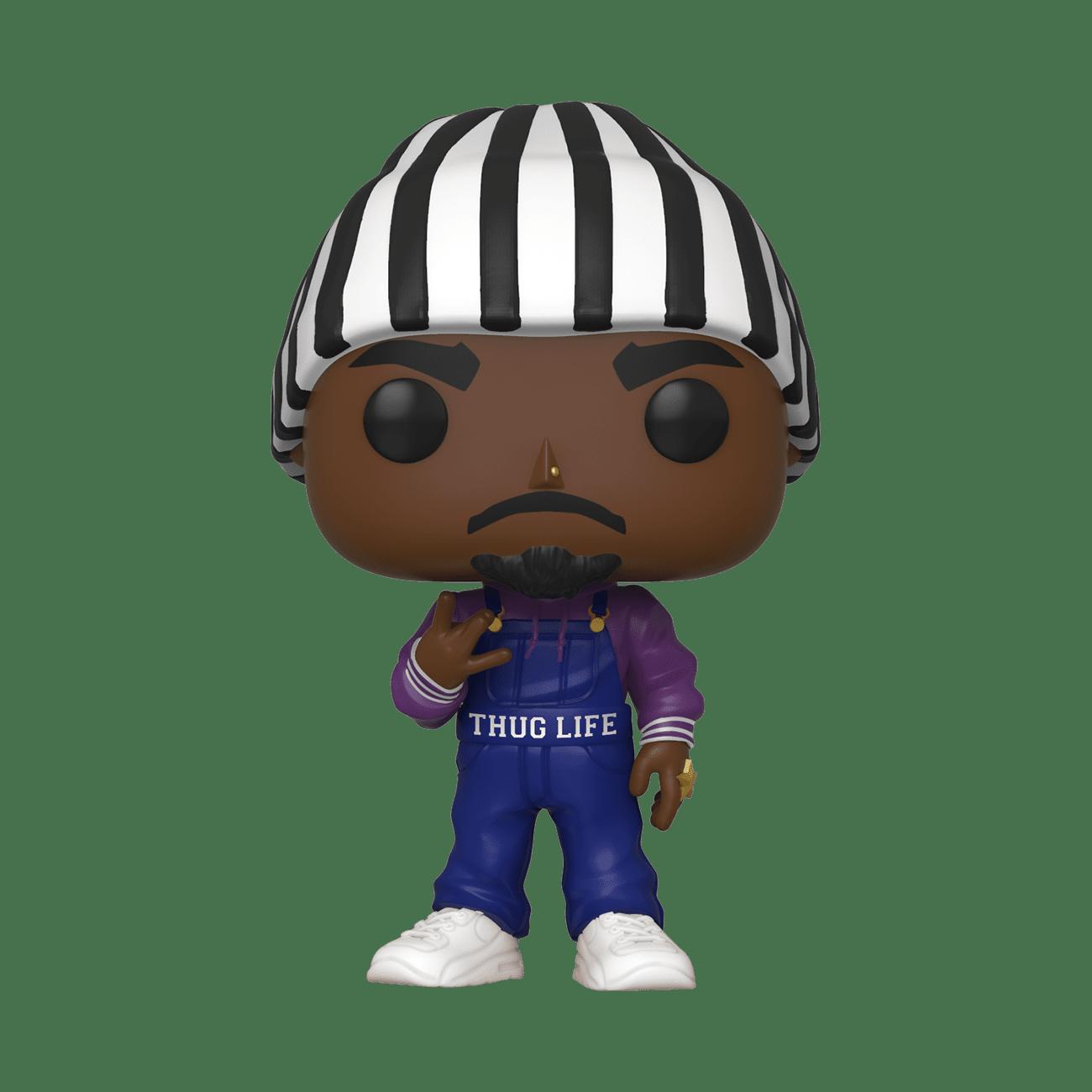 Funko Tupac Shakur in Thug Life Overalls Pop! Vinyl Figure