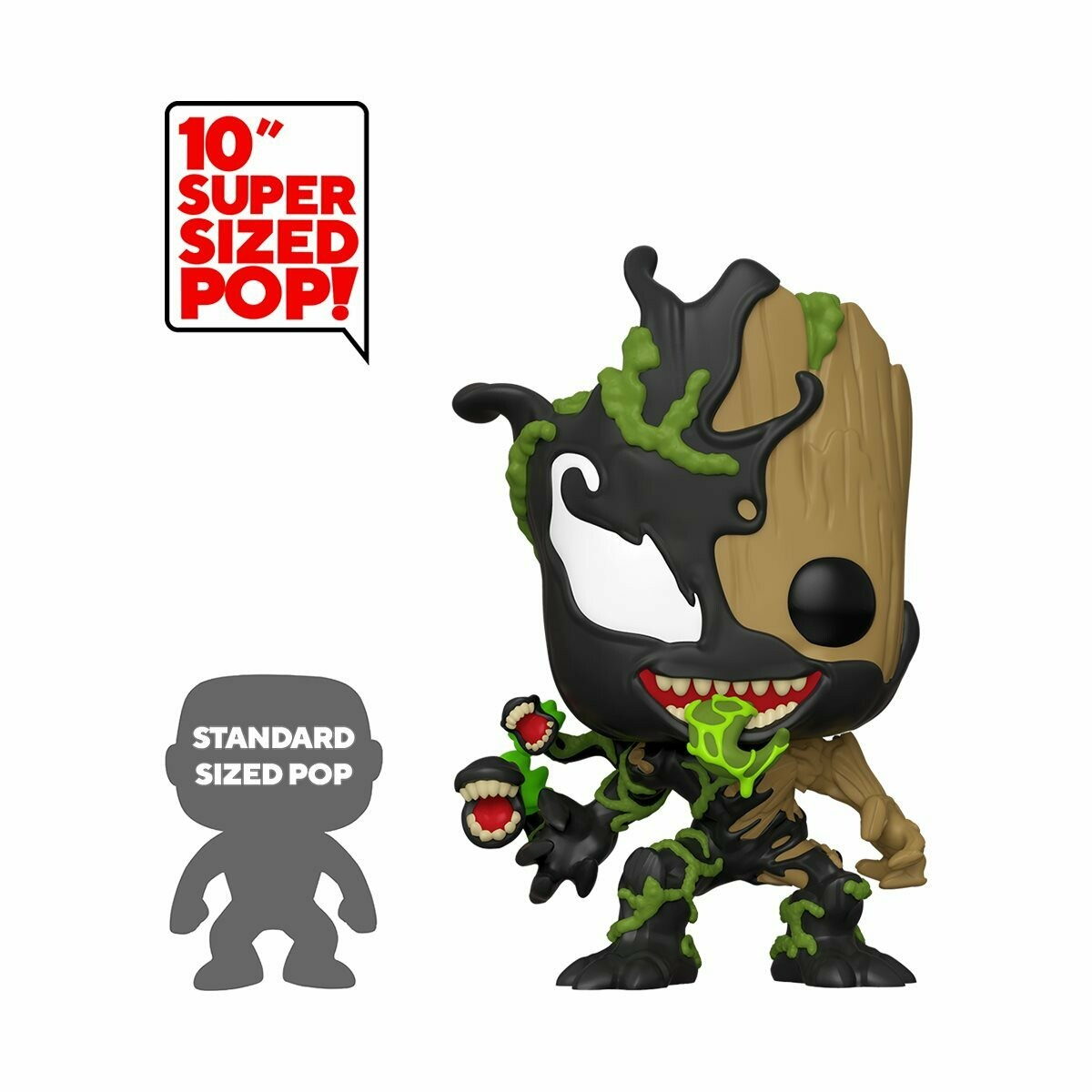 Funko Marvel Venomized Groot 10-Inch Pop! Vinyl Figure