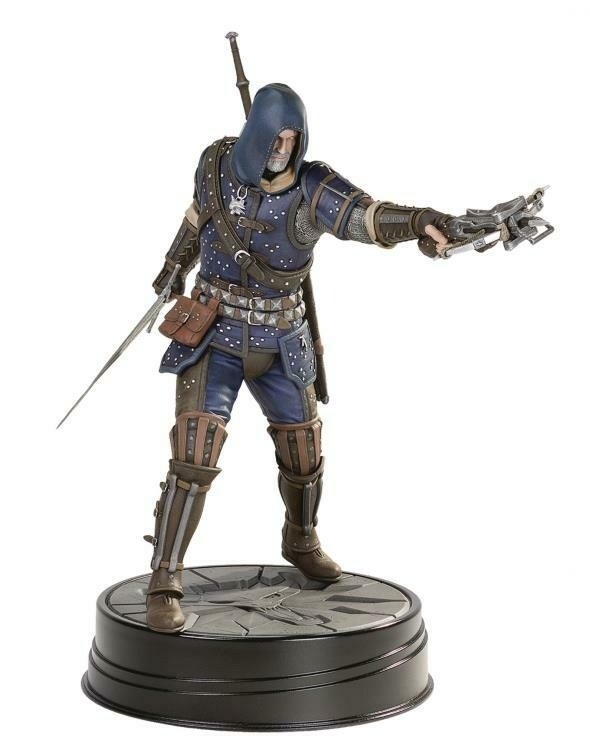 Dark Horse The Witcher 3 - Wild Hunt : Geralt Grand Master Feline Figure