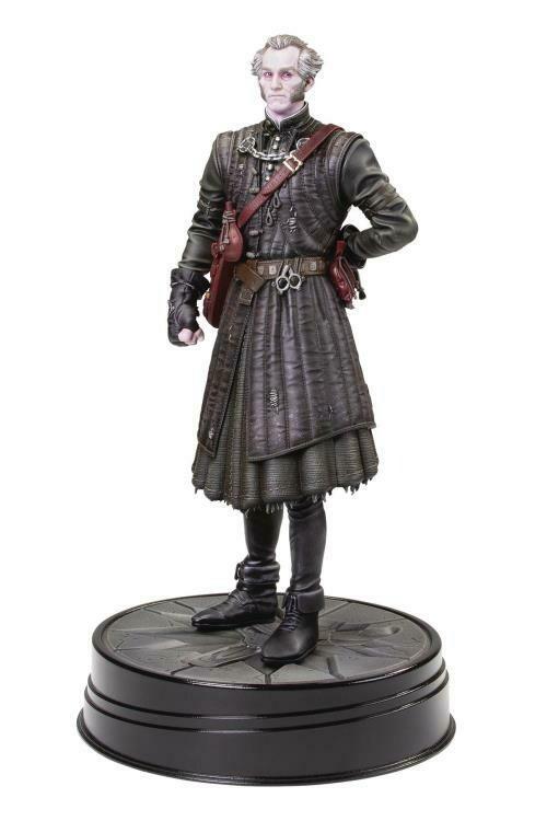 PRE-ORDER Dark Horse The Witcher 3 - Wild Hunt : Regis Vampire Deluxe Figure
