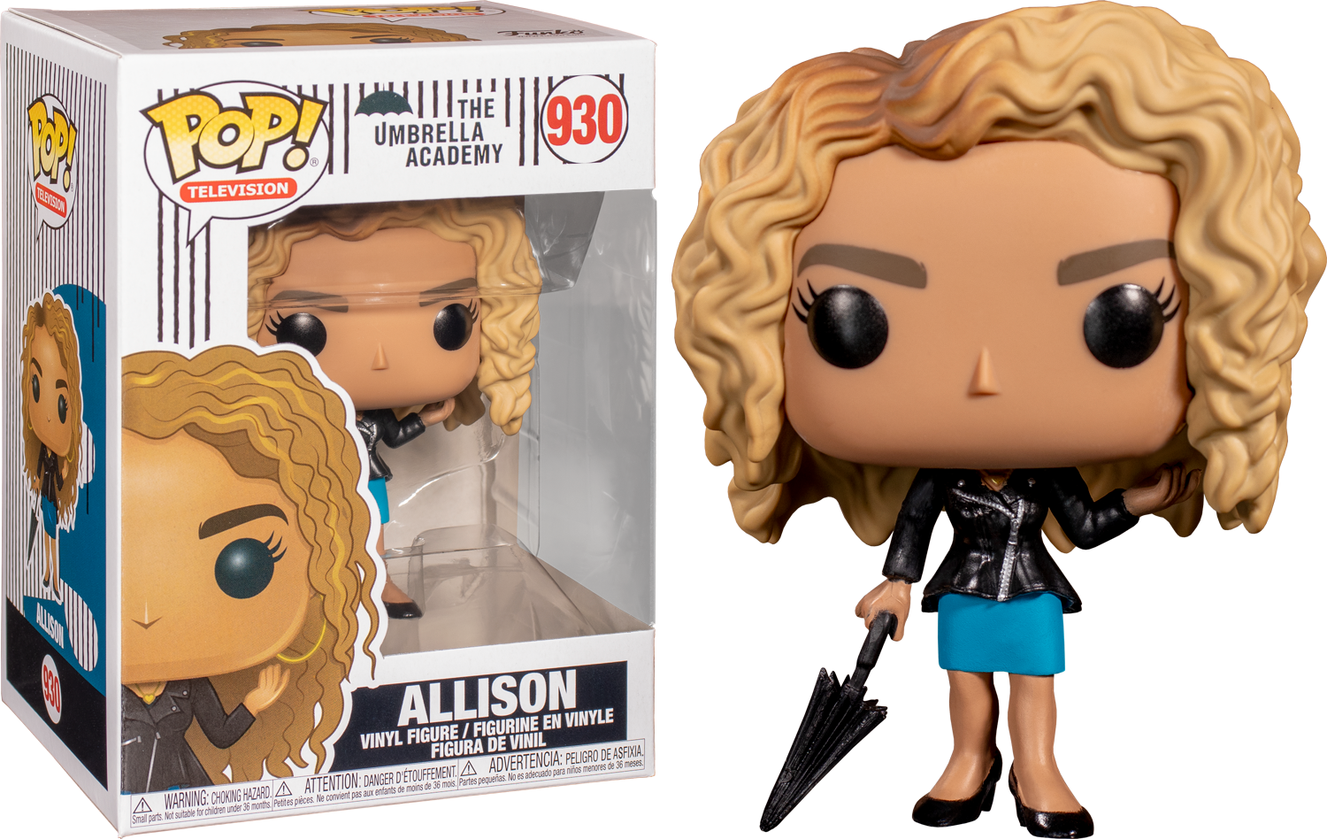Umbrella Academy - Allison Hargreeves Pop! Vinyl Figure