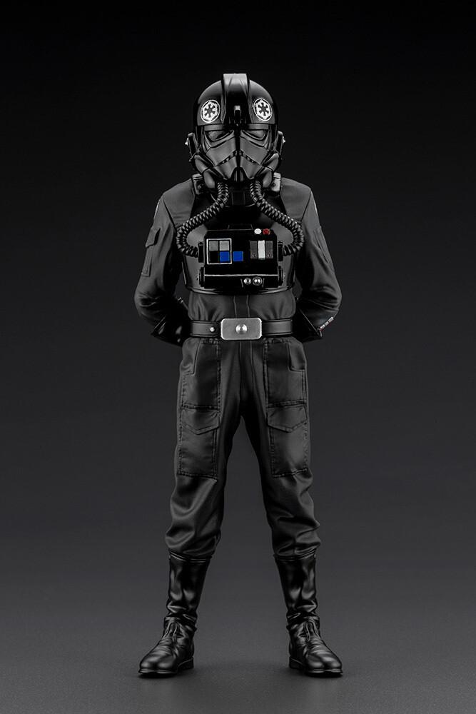 Kotobukiya Star Wars TIE Fighter Pilot ArtFX+ Statue