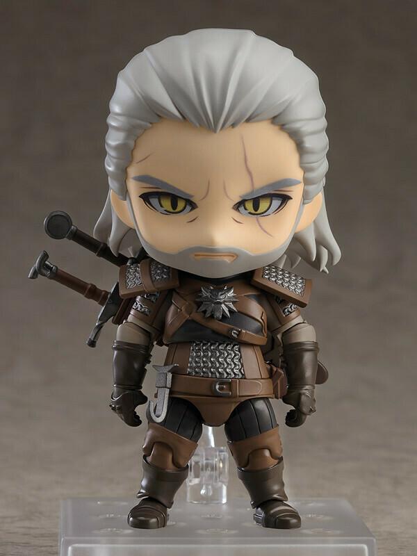 PRE-ORDER Nendoroid Geralt (rerun)