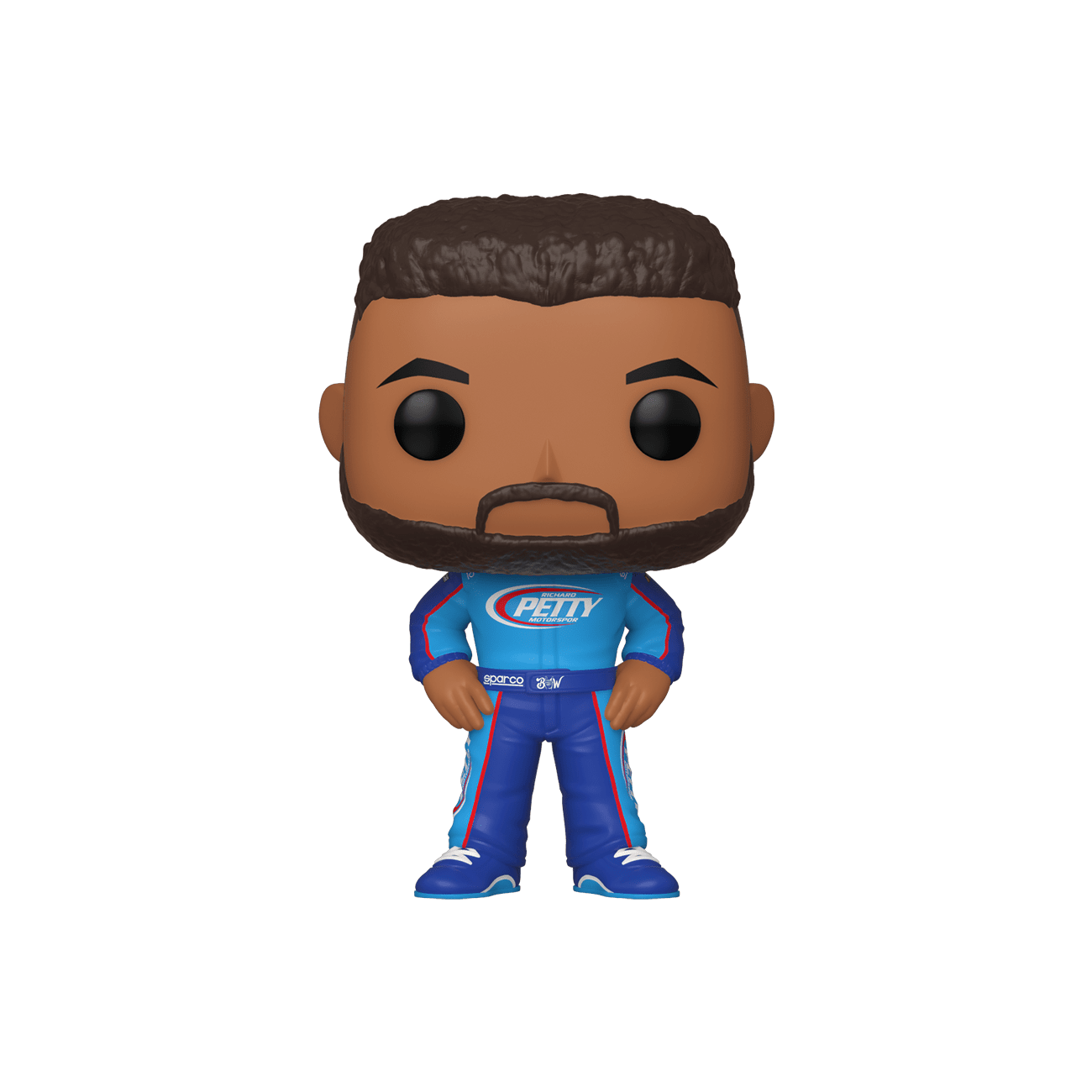 NASCAR - Bubba Wallace Jr. Pop! Vinyl Figure