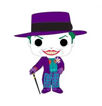 Funko Batman 1989 Joker Pop! Vinyl Figure