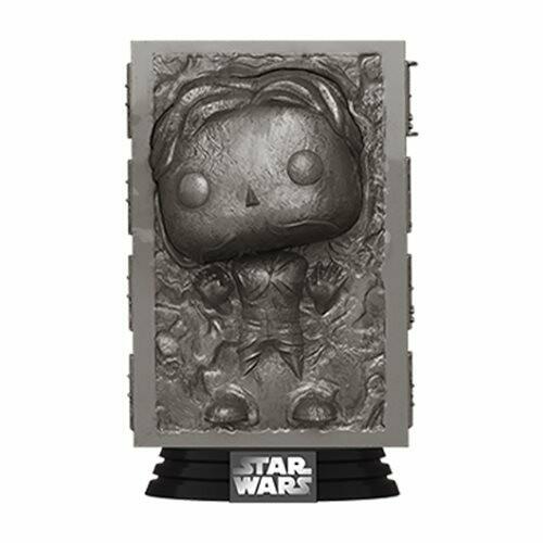 POP! Star Wars: Star Wars- Han in Carbonite