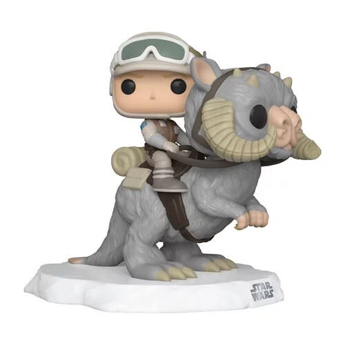 PRE-ORDER Star Wars: Empire Strikes Back Luke on Taun Taun Deluxe Pop! Vinyl Figure