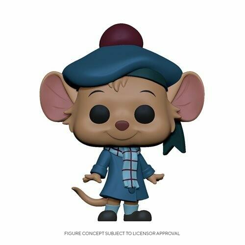 Funko The Great Mouse Olivia Pop! Vinyl Figure