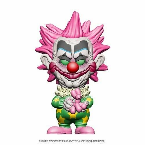 Killer Klowns from Outterspace Spike Pop! Vinyl Figure