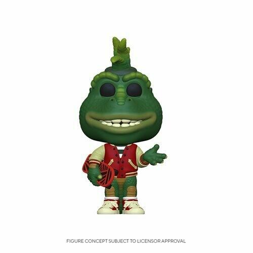 POP! TV:Dinosaurs- Robbie Sinclair