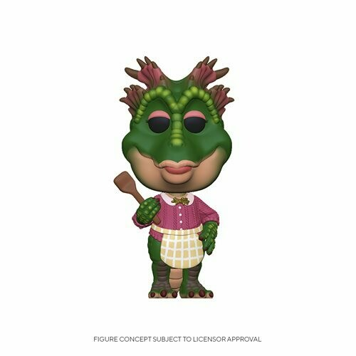 POP! TV: Dinosaurs- Fran Sinclair