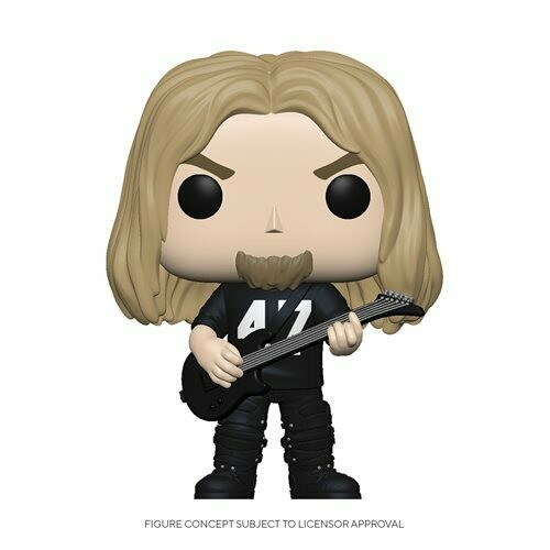 POP! Rocks: Slayer - Jeff Hanneman
