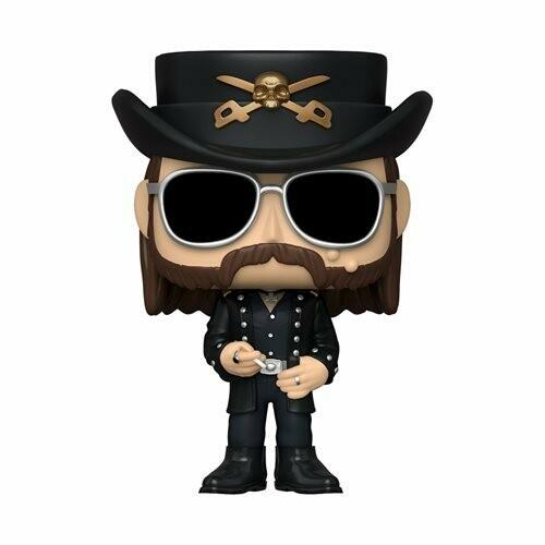 Motorhead Lemmy Pop! Vinyl Figure