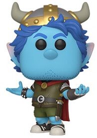 Funko Barley Lightfoot with Helmet Exclusive Pop! Vinyl Figure