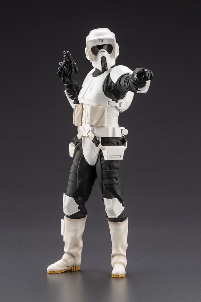 PRE-ORDER  Star Wars Scout Trooper ArtFX+