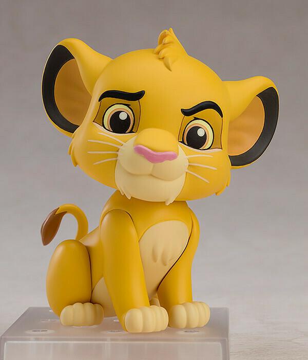 PRE-ORDER Nendoroid Simba(The Lion King)