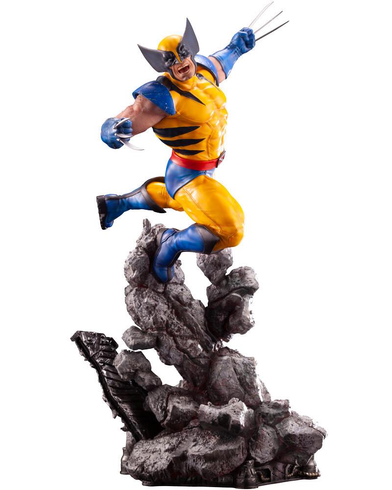 Kotobukiya Wolverine X-Men Fine Art Statue