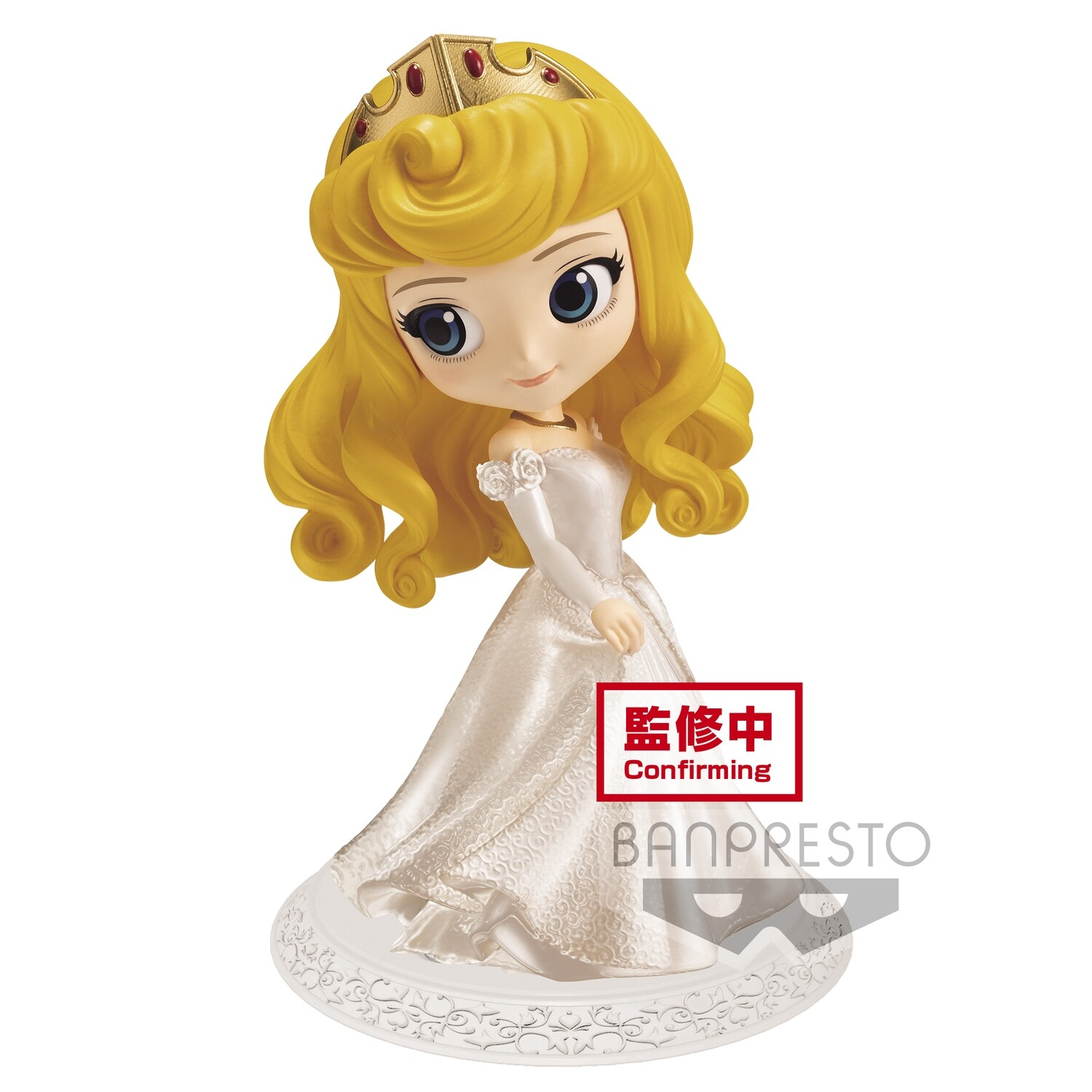 Q POSKET DISNEY CHARACTERS -PRINCESS AURORA- DREAMY STYLE VER.A