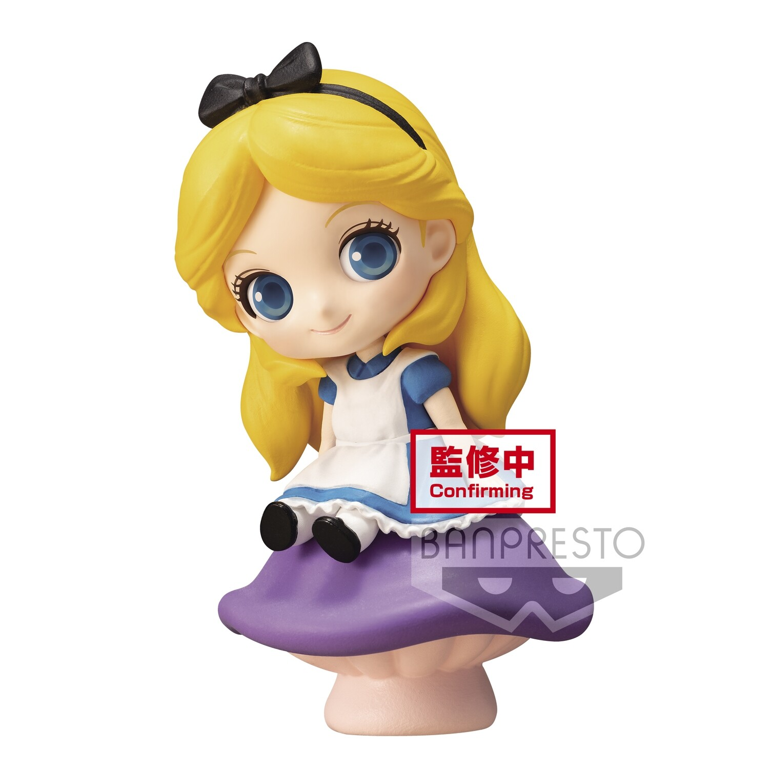 PRE-ORDER #SWEETINY PETIT DISNEY CHARACTERS VOL.1 A:ALICE