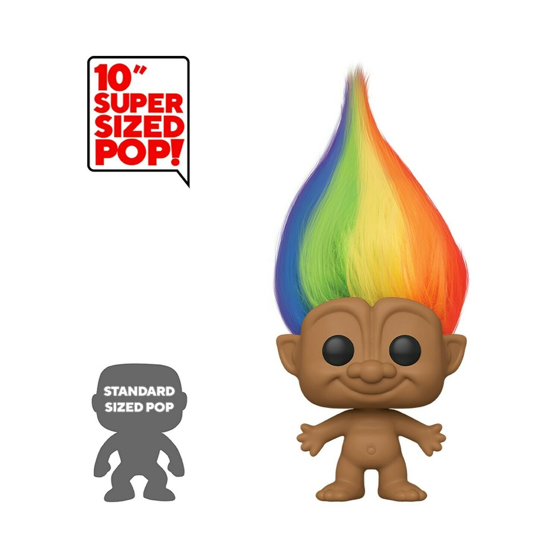 Funko Trolls Rainbow Troll 10-Inch Pop! Vinyl Figure