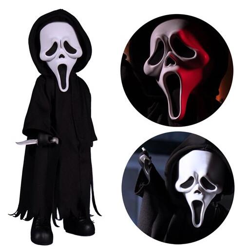 Mezco LDD PRESENTS Ghost Face