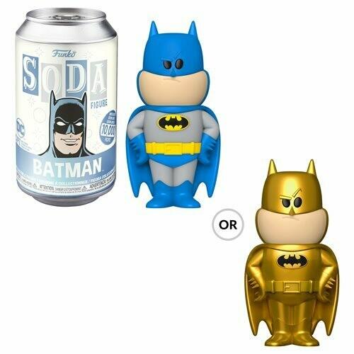 Funko Batman Vinyl Soda Figure