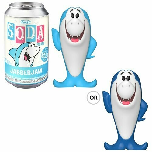 PRE-ORDER Hanna-Barbera Jabberjaw Vinyl Soda Figure