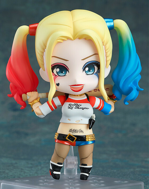 Nendoroid Harley Quinn: Suicide Edition(re-run)