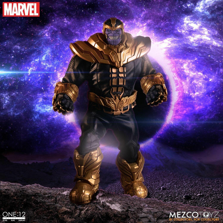 Mezco One : 12 Collective Thanos