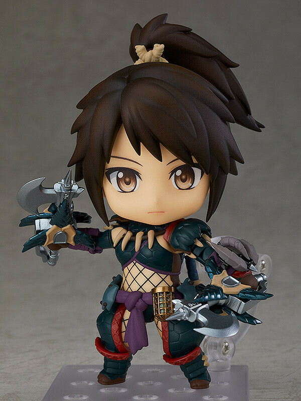 Nendoroid Hunter: Female Nargacuga Alpha Armor Ver. DX Ver