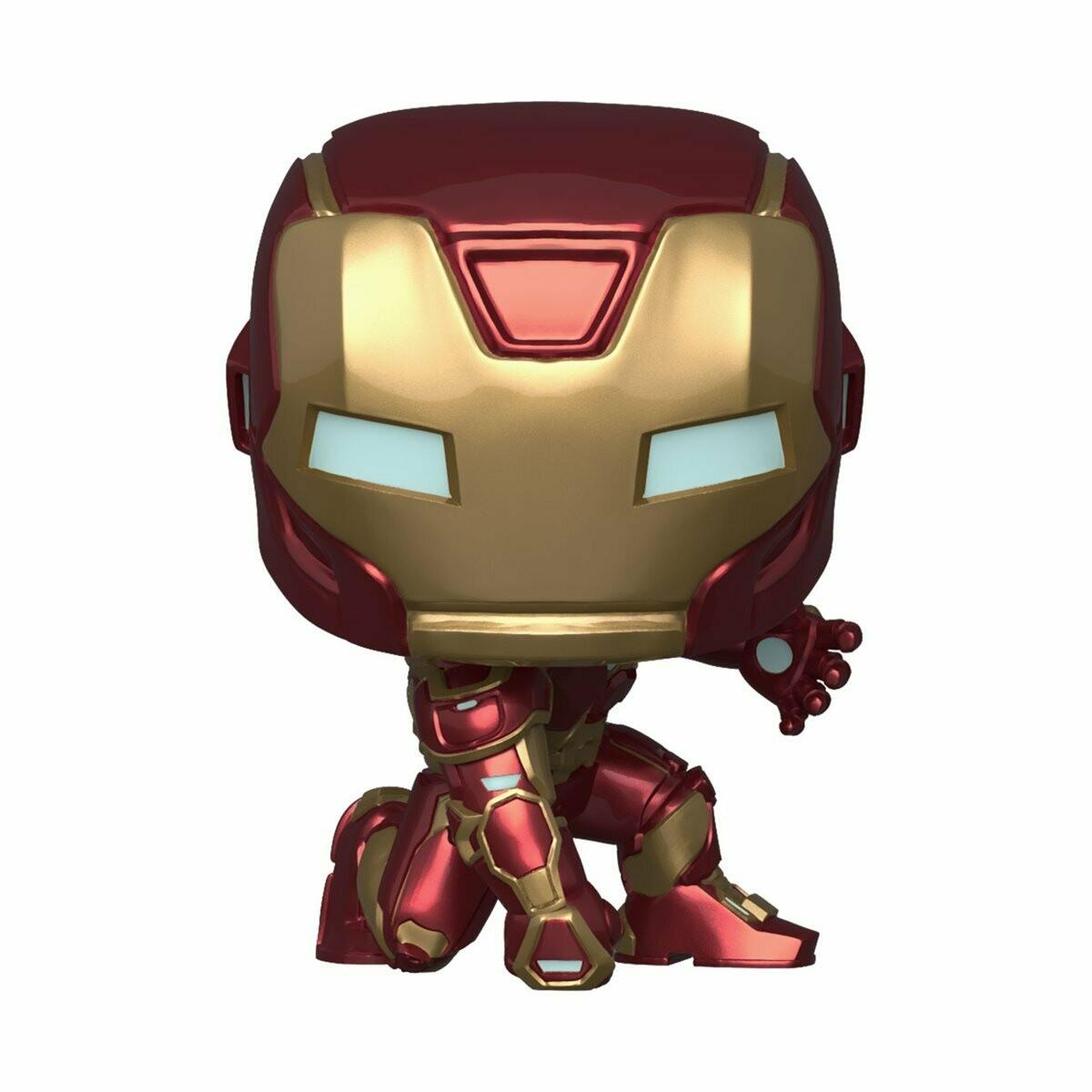 Funko Marvel's Avengers Game Iron-man Pop! Vinyl Figure