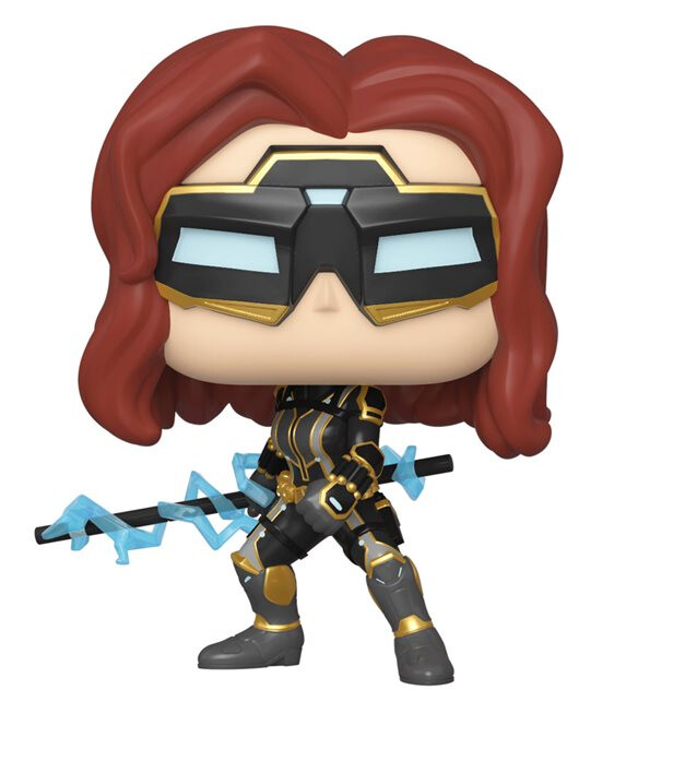 Marvel's Avengers Game Black WidowPop! Vinyl Figure
