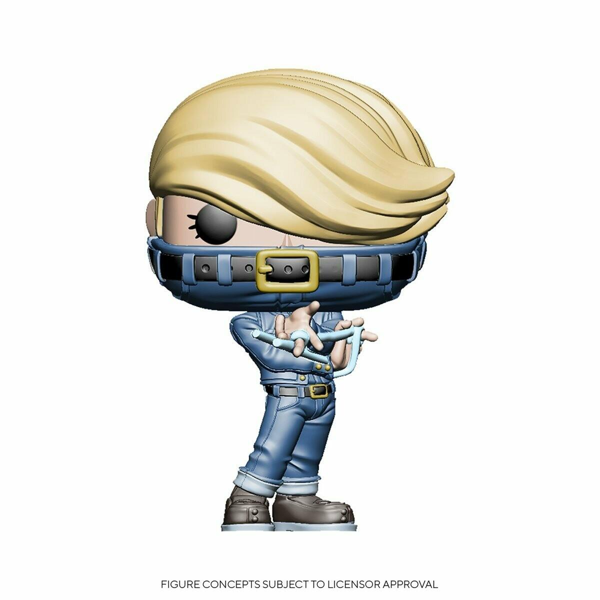 PRE-ORDER My Hero Academia Best Jeanist Pop! Vinyl Figure