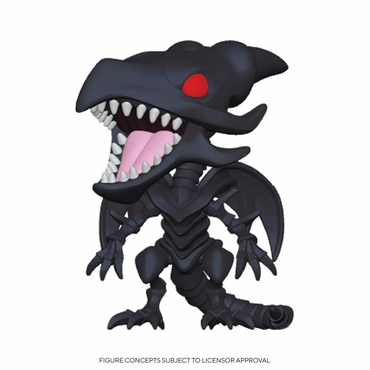 PRE-ORDER Yu-Gi-Oh Red-Eyes Black Dragon Pop! Vinyl Figure