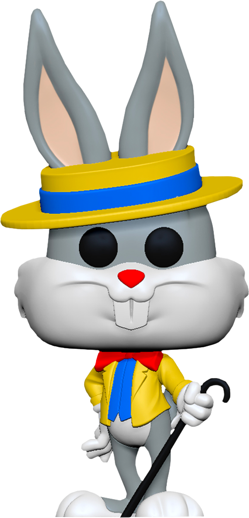 PRE-ORDER Looney Tunes - Bugs Bunny in Show Outfit 80th Anniversary Pop! Vinyl Figure