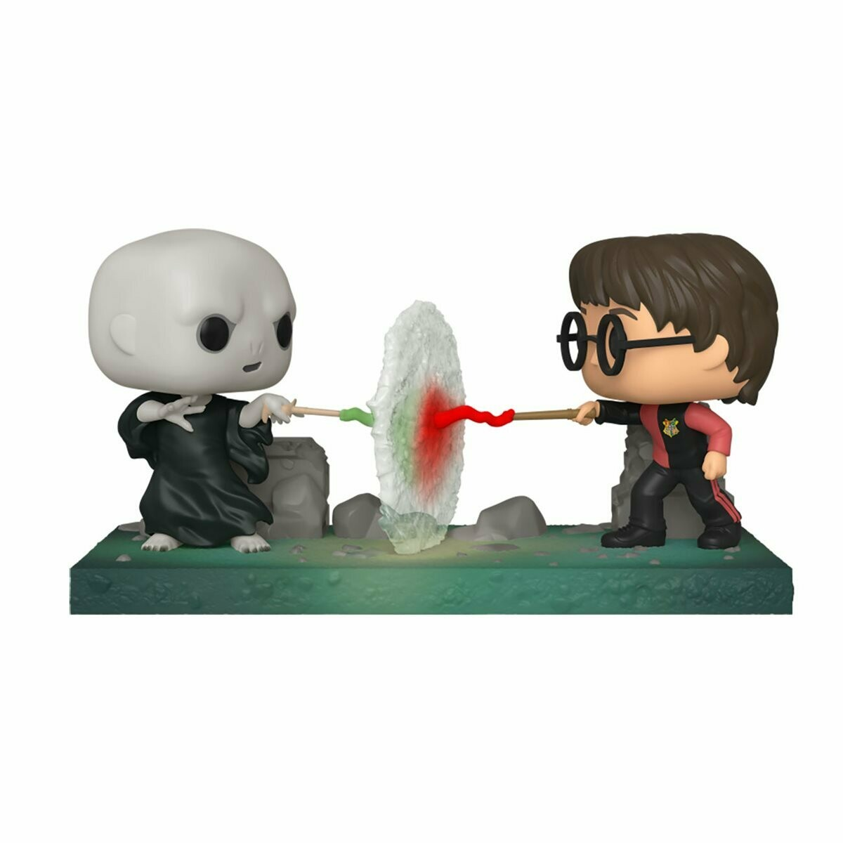 Harry Potter Harry vs. Voldemort Pop! Moment