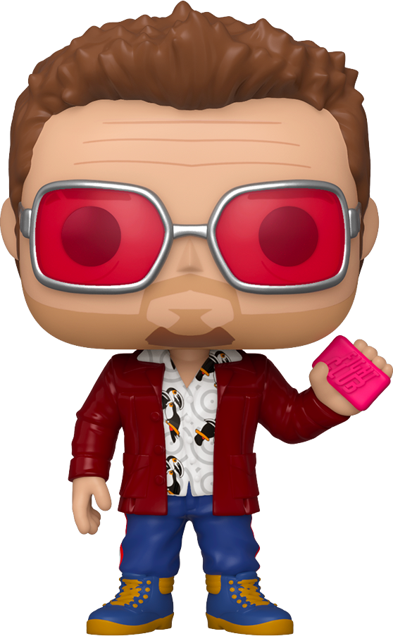 Funko Fight Club - Tyler Durden Pop! Vinyl Figure